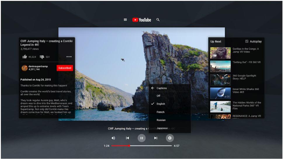 35546ddd4418 Metro blog YouTube VR Apps