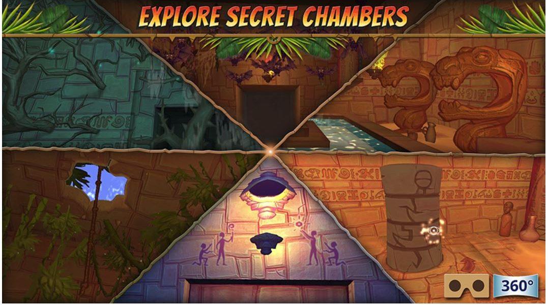 Metro blog hidden temple VR app