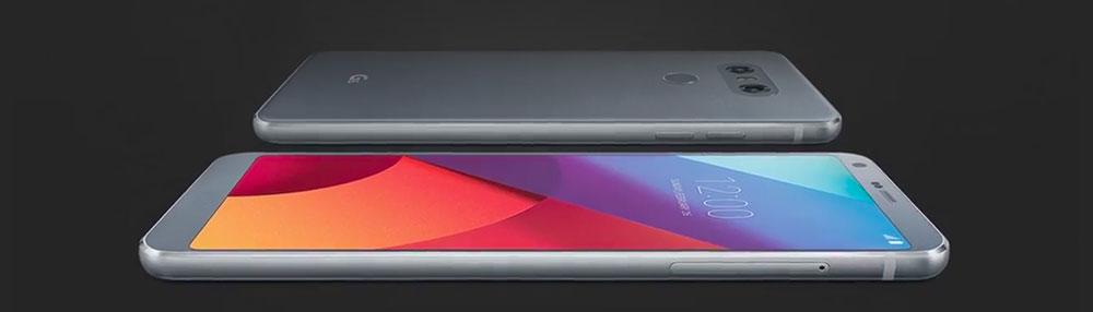 lg g6 phone design