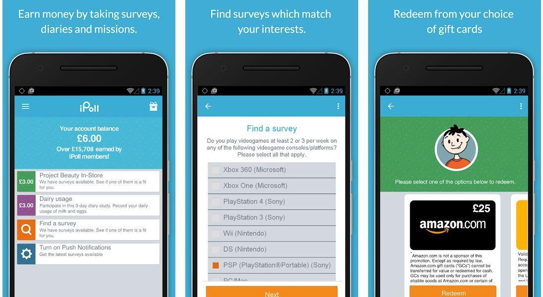 metrofone iPoll App