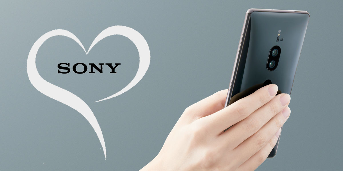looking after your sony mobile phone