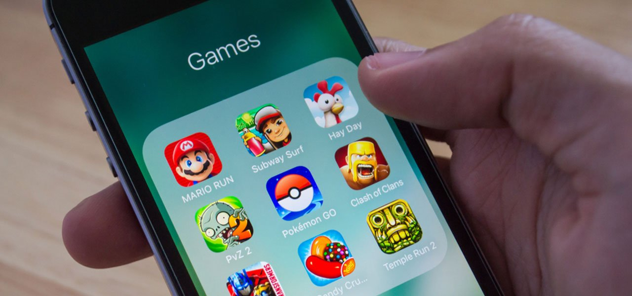 apple gaming ios