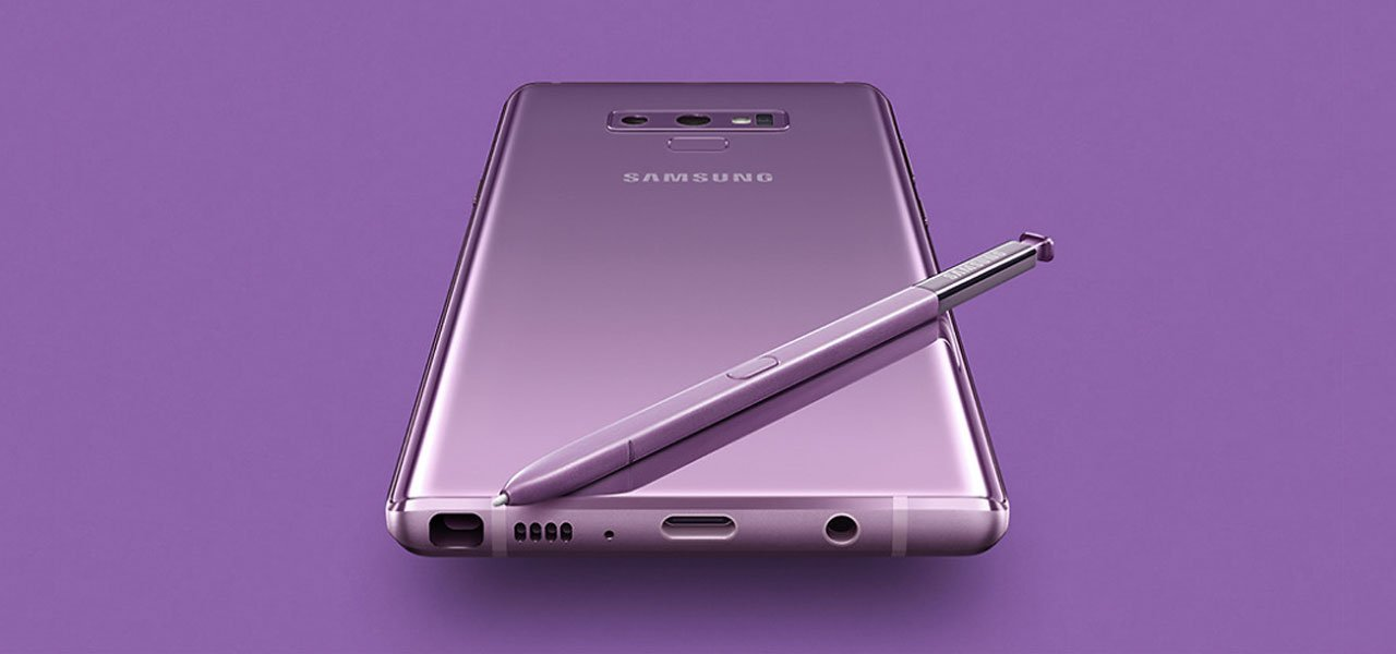 samsung galaxy note 9 updates