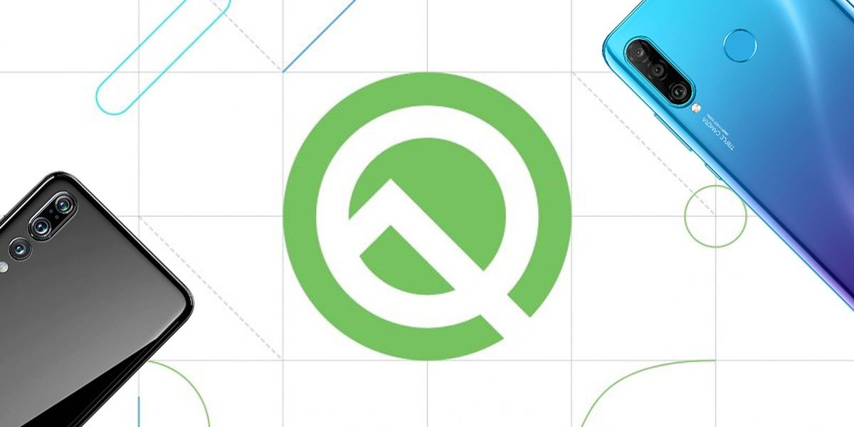 Android q huawei updates