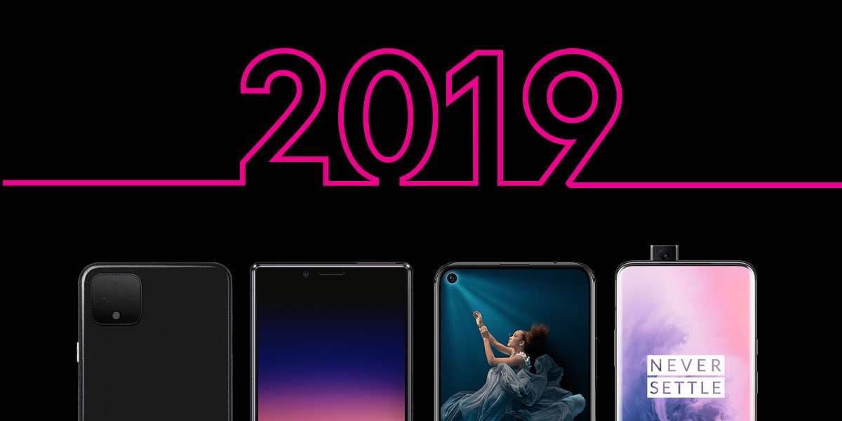 new phone releases 2019