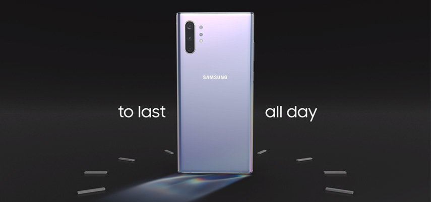 samsung galaxy note 10 power and battery life