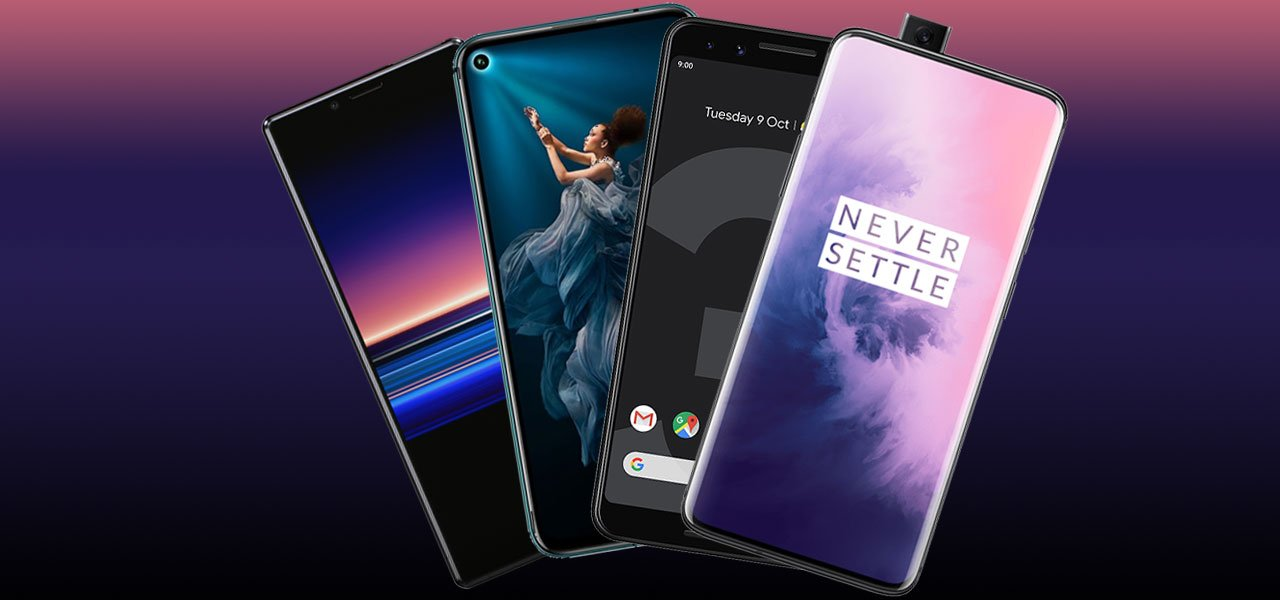 latest smartphones 2019