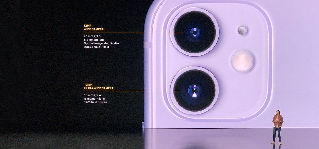 iphone 11 double lens