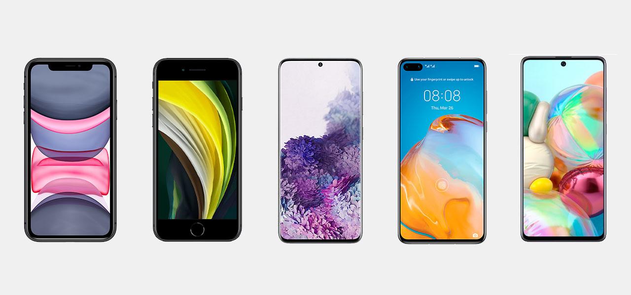 best-smart-phones-2020