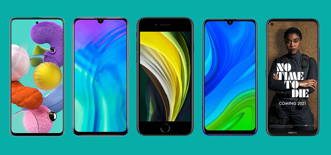 best-budget-phones-2020