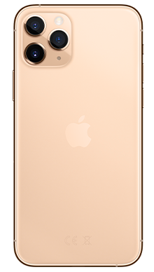 Apple iPhone 11 Pro 512GB Gold Back