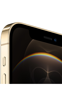 iPhone 12 Pro 5G 128GB Gold Back