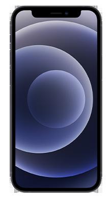 iPhone 12 mini 5G 64GB Black Front