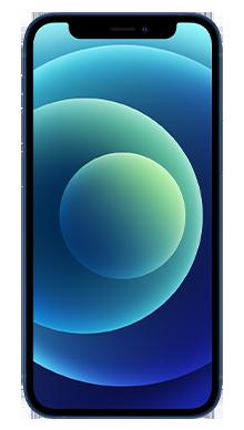 iPhone 12 mini 5G 64GB Blue Front