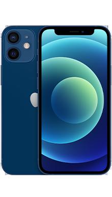 iPhone 12 mini 5G 64GB Blue