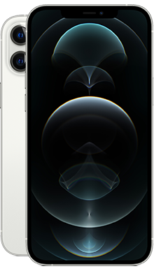 iPhone 12 Pro Max 5G 128GB Silver