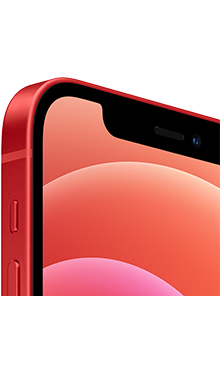 iPhone 12 5G 128GB Red Back