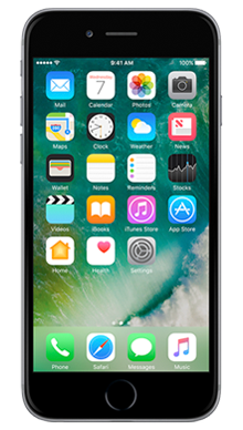 Apple iPhone 6 32GB Space Grey Front