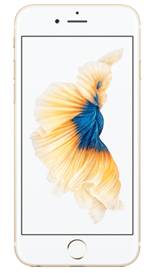 Apple iPhone 6s 32GB Gold Front