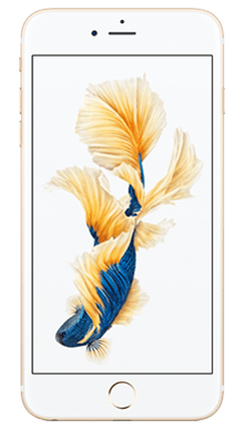 Apple iPhone 6s Plus 128GB Gold Front