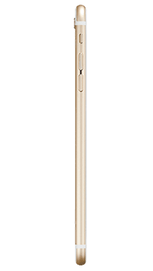 Apple iPhone 6s Plus 128GB Gold Side