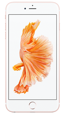 Apple iPhone 6s Plus 32GB Rose Gold Front