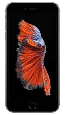 Apple iPhone 6s Plus 32GB Space Grey Front