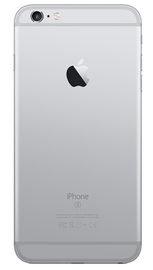 Apple iPhone 6s 32GB Space Grey Back