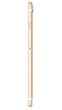 Apple iPhone 7 Plus 32GB Gold Side