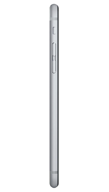 Apple iPhone 7 128GB Black Refurb Side