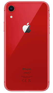 Apple iPhone Xr 64GB Red Back