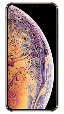 Apple iPhone Xs Max 512GB Gold Front