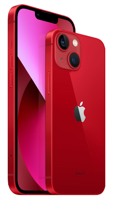 iPhone 13 Mini 5G 128GB Red Front