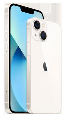 iPhone 13 Mini 5G 128GB Starlight Front