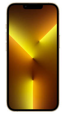 iPhone 13 Pro 5G 128GB Gold Front
