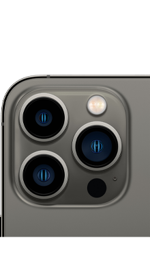 iPhone 13 Pro 5G 128GB Graphite Back