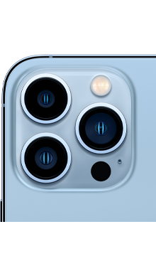 iPhone 13 Pro Max 5G 128GB Sierra Blue Back