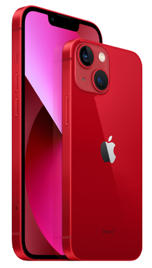 iPhone 13 5G 128GB Red Front