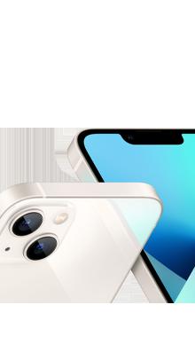 iPhone 13 5G 128GB Starlight Side