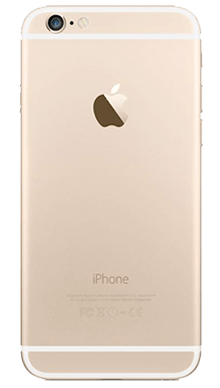 Apple iPhone 6 32GB Gold Back