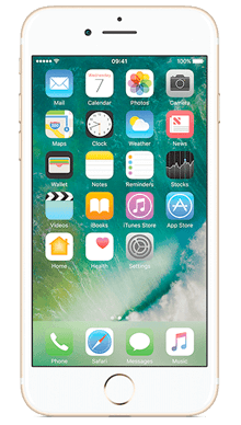 Apple iPhone 6 32GB Gold Front