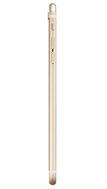 Apple iPhone 6 32GB Gold Side