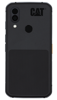 CAT S62 Pro 128GB Black Back