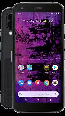 CAT S62 Pro 128GB Black