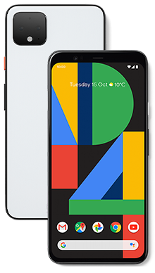 Google Pixel 4XL 64GB Clearly White