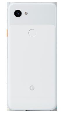 Google Pixel 3a 64GB White Back