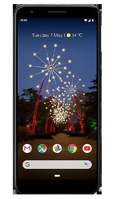 Google Pixel 3a 64GB White Front