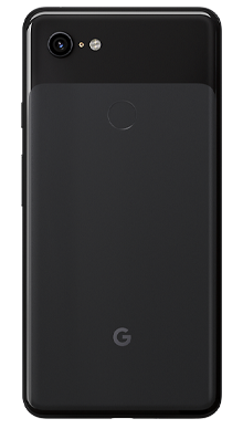 Google Pixel 3 XL 64GB Just Black Back