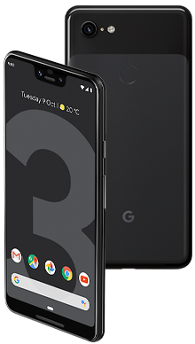 Google Pixel 3 XL 64GB Just Black