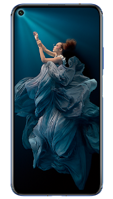 Honor 20 128GB Sapphire Blue Front